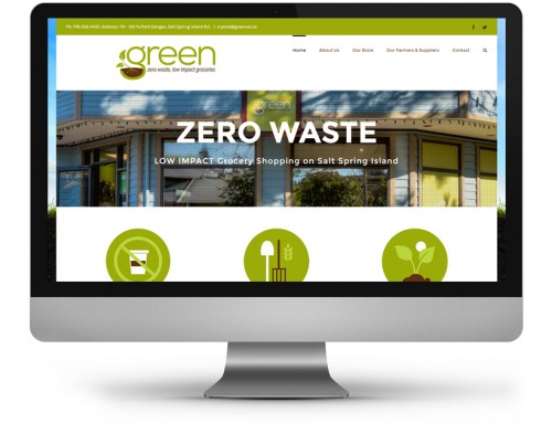 Green Grocer – zero waste, low impact groceries